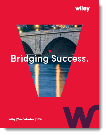 Wiley Year in Review Brochure