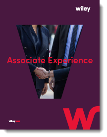 Wiley Associate Experience Brochure