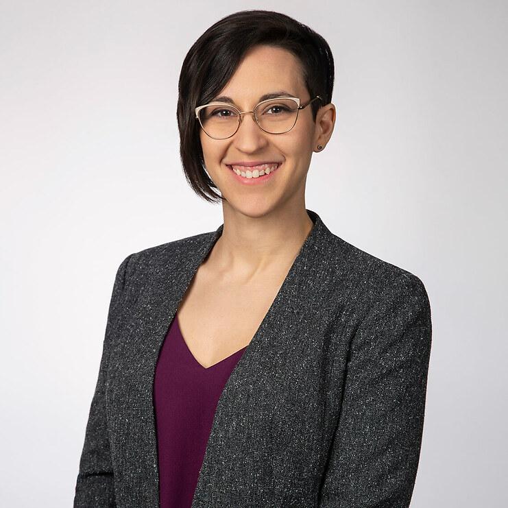 Sara Baxenberg, Wiley Rein LLP Photo