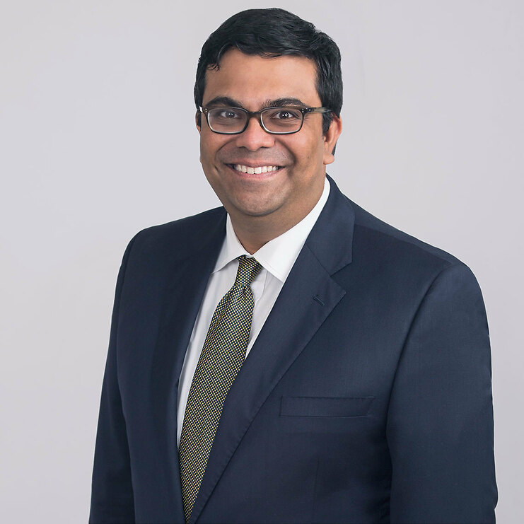 Harsh Sancheti, Wiley Rein LLP Photo